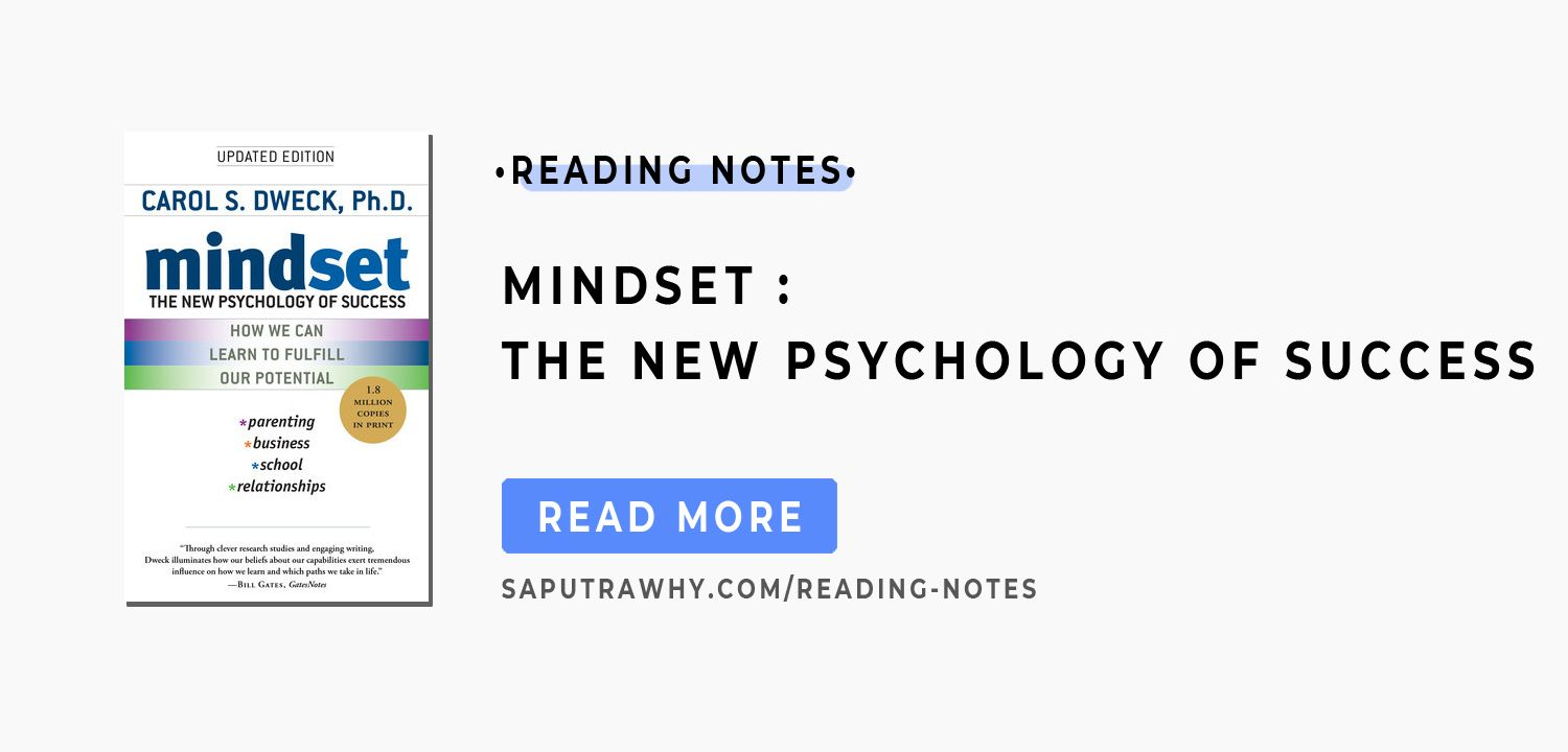 Saputrawhy Reading Notes