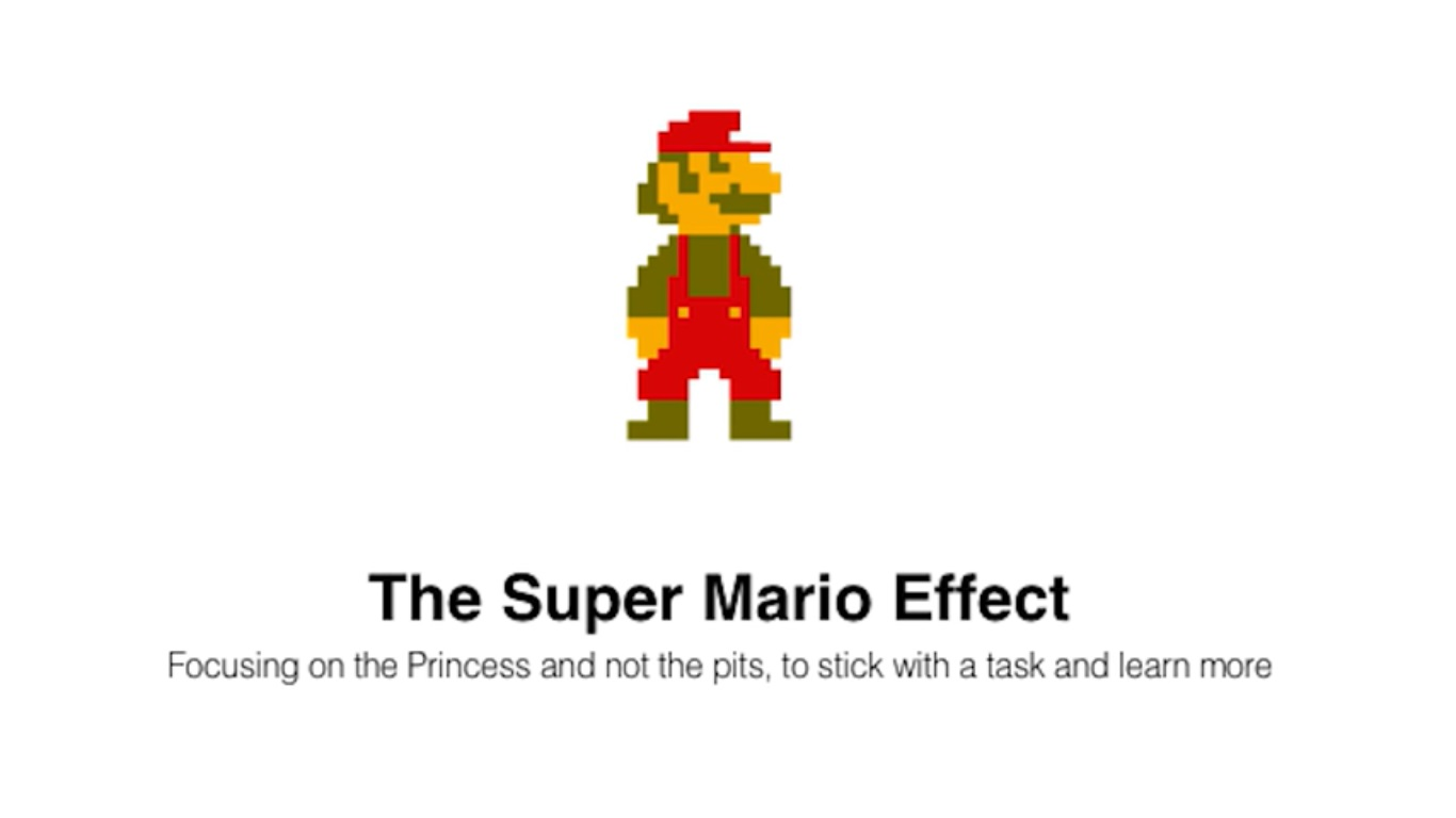 the super mario effect
